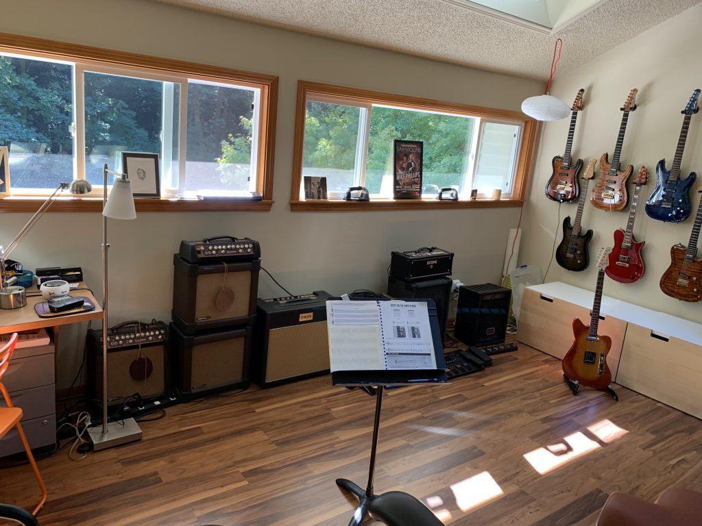 Erick Hailstone Guitar Studio